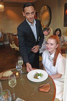 Mystery menu: The Bingham restaurant serves up a surprise