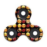 SPINNERS squad fidget toys emoji love