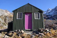 cameron hut