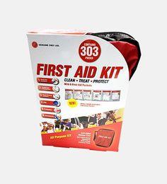 303 First Aid Kit Soft Bag