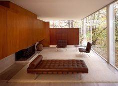 farnsworth house - maison épurée - par The Cool Republic Magazine, blog design…