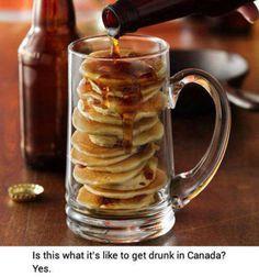 Getting drunk in Canada