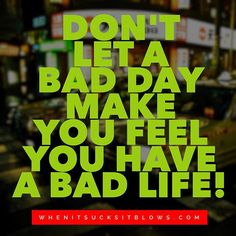 Bad days are just part of life!#motivationalquotes #inspirational #inspiration…