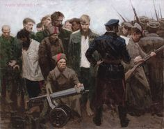 Image result for 1917 russian paintings