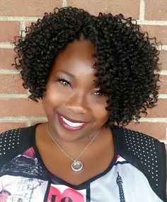 Short Crochet Hairstyles Light and breezy protective hairstyles that last for weeks! Check the most beautiful short crochet hairstyles for natural hair Curly Crochet Hair Styles, Curly Hair Styles, Natural Hair Styles, Short Crochet Braid Styles, Black Women Hairstyles, Girl Hairstyles, Braided Hairstyles, Short Crochet Braids Hairstyles, Crotchet Braids