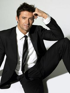 So I have this strange obsession with Hugh jackman...