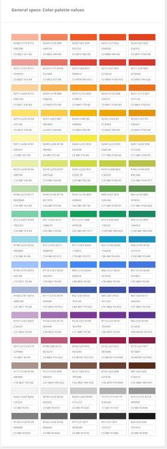 Color psychology meaning of Rgb Palette, Colour Pallette, Colour Schemes, Color Patterns, Flat Color Palette, Hex Color Codes, Web Colors, Color Psychology, Psychology Meaning