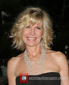debby boone hairstyle tracey bregman lauren y r i just love her hair color