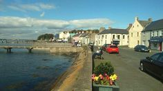 Portaferry. We loved it here! Check out the Aquarium. You can also catch a cheap and scenic bus ride down to Belfast and back.