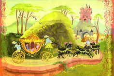 Mary Blair <3 - concept artist and animator for Disney