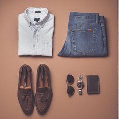 Fashion Tips – Best Fashion Advice of All Time Mens Fashion Blog, Fashion Moda, Fashion Advice, Style Casual, Casual Wear, Men Casual, Men's Style, Outfit Grid, Cool Outfits