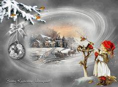 Kinszi Böngészde: Képeim - Karácsony Snow Globes, Christmas Cards, Anime, Painting, Home Decor, Christmas E Cards, Decoration Home, Room Decor, Xmas Cards
