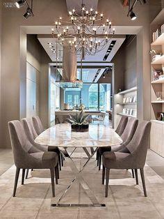 14 Modern Dining Room Design Ideas