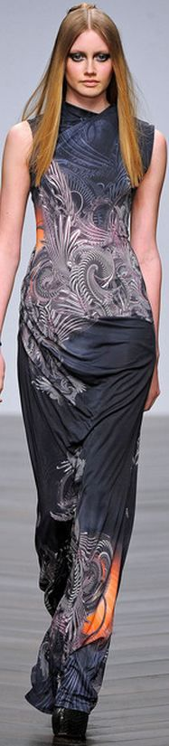 Jean-Pierre Braganza F/W 2013 RTW London FW