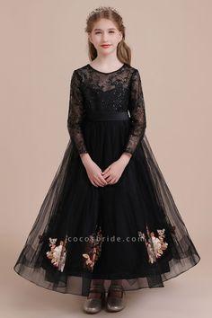 #girldresses#girls#dresseswomen#perfect#bridesmaiddress# Flower Girl Dresses Boho, Tulle Flower Girl, Tulle Flowers, Little Girl Dresses, Tulle Lace, Prom Dresses Uk, Burgundy Bridesmaid Dresses, Dresses For Sale, Girls Dresses