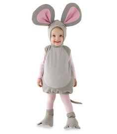 nibbles the mouse child costume - Chasing Fireflies