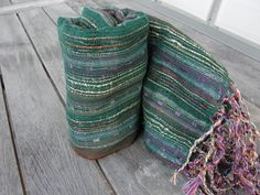 Hand-woven, hand-sewn...hand it to me please : )