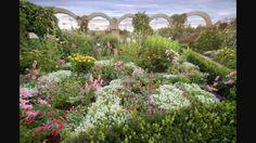 The Secret Garden at Ashton Gardens.