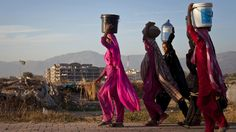 En busca de agua en Islamabad, foto de Periodismo Humano