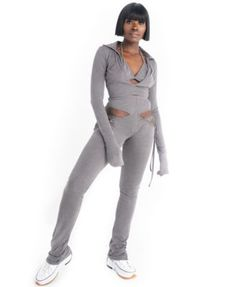 Skinny Pants, Skinny Fit, Long Ties, Staple Pieces, Women's Leggings, Athleisure, Lounge Wear, Thighs, Clothes For Women