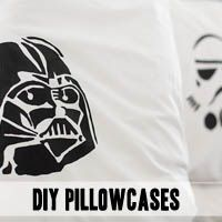 Pillowcases instead of t-Shirts! Why didn't I think of this before? And totally goes with this years SRP theme!