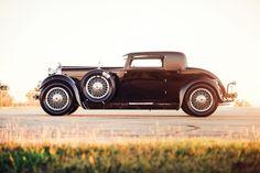 1929 Stutz Model M Supercharged 8-Cylinder