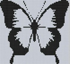 Name: 'Embroidery : Butterfly 22 Cross Stitch Pattern Dmc Cross Stitch, Cross Stitch Animals, Cross Stitching, Cross Stitch Embroidery, Embroidery Patterns, Butterfly Cross Stitch, Butterfly Embroidery, Butterfly Quilt, Butterfly Pattern