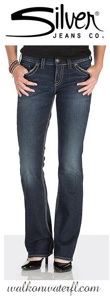 #Jeans at #WalkOnWater in #LakeMary and #WinterPark #Florida.  #SilverJeans