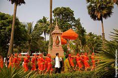 Luang Prabang, Pimaï Festival