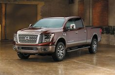 """First 25 Nissan Titan XD Trucks Sold Will Come With GT-R """"Titan Launch Edition"""""""