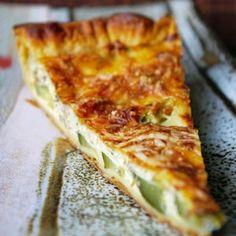 recettes de quiches et tartes d'automne