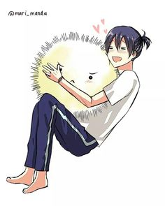 Kawaii c: Noragami:Yato,Yukine