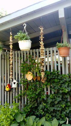 hay day bunte bäume mit lampen