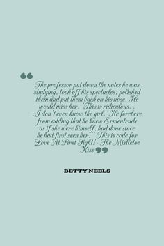 a star looks down neels betty