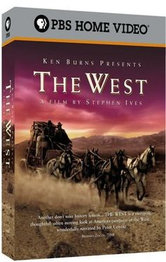 This fascinating miniseries from documentary filmmaker Ken Burns chronicles the American West, from early frontier settlements to today. Uncover this iconic land's legends, myths, and more over 12 hours of film. From PBS. Peter Coyote, Wallace Stegner, Ken Burns, Old Letters, Legends And Myths, Le Far West, Vintage Music, Filmmaking, Documentaries