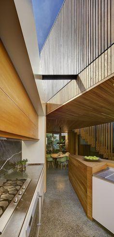 Balmain House | Sydney, Australia | Fox Johnston Architects | photo by Brett Boardman