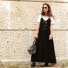 #blackdress