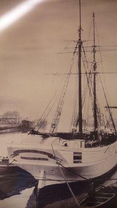 barcos antiguos corme