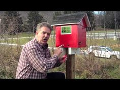 Use a balloon to get this cache to open. This cache was featured by groundspeak when WVTim was awarded Geocacher of the Month for March. I'll show you how you can build it.