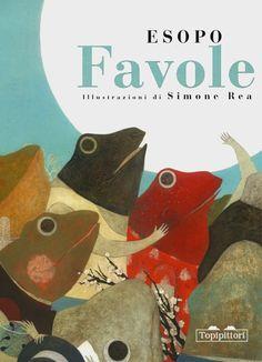 Esopo Favole. Simone Rea