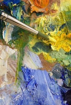 Top Color Mixing Tips (and Some Rules) #OilPaintingInspiration