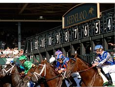 Keeneland opens its doors for its spring meet on April 6, 2012! #horseracing