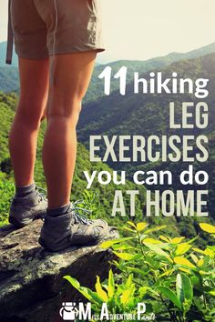 11 hiking leg exercises you can do at home