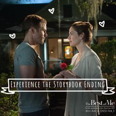Every true love needs a storybook ending. See a brand-new 18-minute alternate ending when #TheBestofMe arrives on Blu-ray/DVD next Tuesday! http://www.amazon.com/Best-Me-James-Marsden/dp/B00QK4ANMK/ref=sr_1_3?ie=UTF8&qid=1420748326&sr=8-3&keywords=the+best+of+me