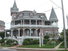 Angel of the Sea, Cape May, New Jersey, Second Empire Victorian