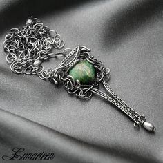 KOIRE  by ~LUNARIEEN  Artisan Crafts / Jewelry / Necklaces & Pendants