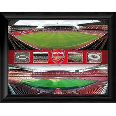 Arsenal Emirates & Highbury Framed Photograph Range Official Merchandise
