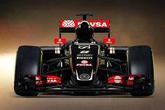 #Lotus ya tiene su nuevo monoplaza