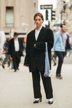 BEST OF NEW YORK FASHION WEEK 2018 FALL STREET STYLE – FASHION WONDERER