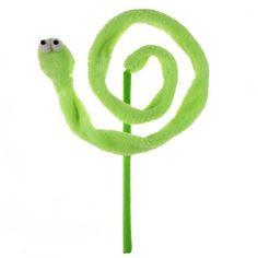 Lovely Kitten Cartoon Snake Sound